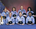 The Final Challenger Crew