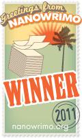 NaNoWriMo 2011 Winner