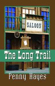 The Long Trail by Penny Hayes